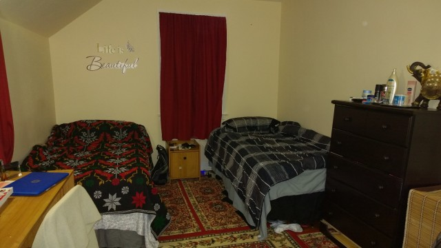 Summer Sublet Big Shared Double