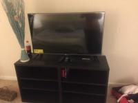 flat screen smart TV LG