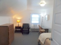Furnished room w/Private Half Bath/Attic All Included