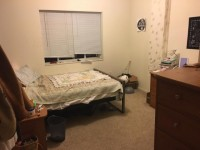 Subletting 1 room in a 4 bedroom apartment