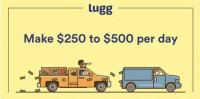 ?Make up to $35/hr driving a truck or van
