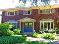 Beautiful house, furnished, for rent, in central Oak Park.