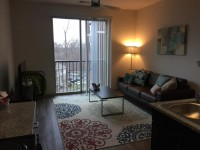 2 Bedroom Luxury Apartment, QUIET, great for summer student living