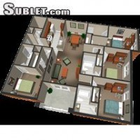 Furnished All Inclusive Apartment $575 (girls)