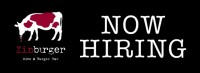 NOW HIRING: Server Bar Kitchen- Arundel Mills - Zinburger Wine & Burger Bar