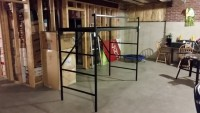 Steel Loft for college dorm or apartment