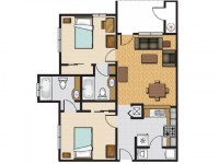 Summer sublet available District on Kernan