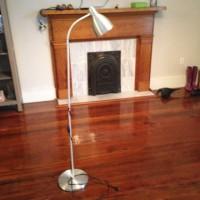 Ikea Lersta Floor Reading Lamp