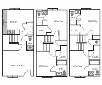 University Villages sublease $385/month fall 2017