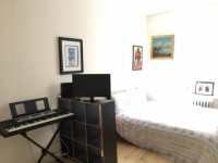 Fantastic fully-furnished one-bedroom apartment in Manhattan