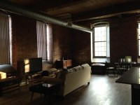 1 Bed / 1 Bath sublet available in 2 Bed / 2 Bath in historic mill