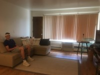 One bedroom available in two bedroom apartment