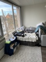 Studio to Sublet - $0 rent due Jan/Feb