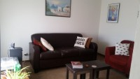 1 bedroom in a 2 bdrm apartment summer sublease