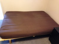 Full size futon- Great condition