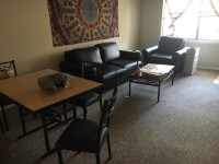 Sublease available end of February in a 4X4
