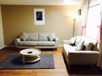 Elegant Apartment Style Sofa and Love seat