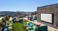 Quiet and central location! New Rooftop Patio! Great Layouts!