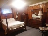 One bedroom, one bath basement apartment