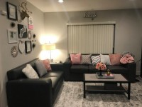SUMMER 2018 SUBLET BEAUTIFUL 2 BEDROOM 4 PERSON FEMALE APARTMENT IN WESTWOOD, CA CLOSE TO UCLA