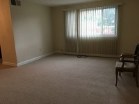 Spacious 2 BR apartment available immediately