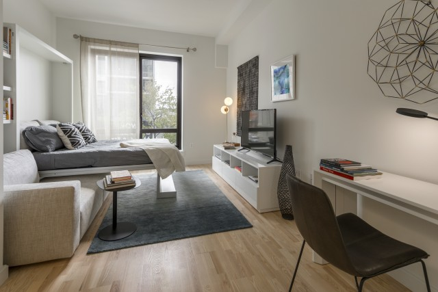 Caesura- 604 (Furnished Studio 1 BA)