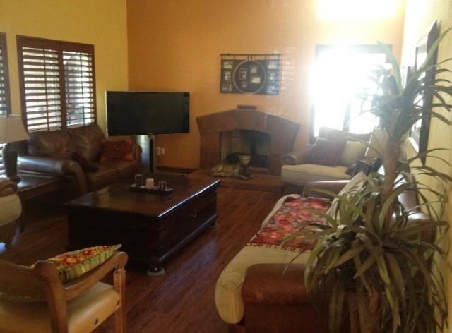 Privet Room In the House