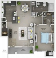 Luxury Sublet with Option for Extension/Renewal