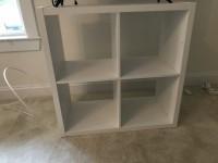 4-cube organizer (white)