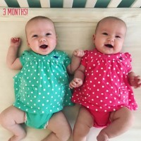 Nanny to 5 month old twins