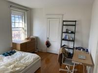 Downtown bedroom in 1214 Chapel Street building