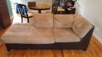 Buy 1, 2, 3, 4, or 5: table, couch, cabinets, ottoman