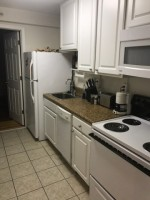 1BR/1BA Apt short walk from the Corner