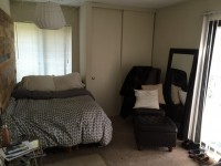 1 Bedroom for Rent June 10th-Aug 1st