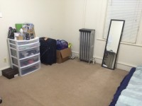 1 Bedroom in a 2 BD Apartment. move in 2/1/2018