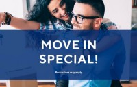 $1599 Off Rent - Now Leasing