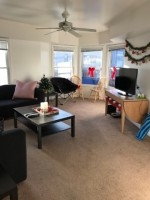 Sunny summer sublet - private room in 3bd apt