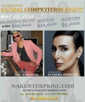 $40k Competition Event - Recording Artist - Models - Dancers