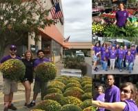 Raleigh Garden Center Merchandiser