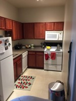 1BR available in 2BR, 1Bath apartment
