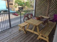 1 Bed/bath sublet in 4bed/3bath apartment