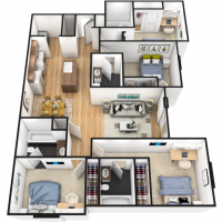 $549 Room for rent August 1, 2018-July 31, 2019