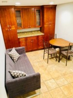 Furnished Palisades Full Basement Apartment Available Immediately