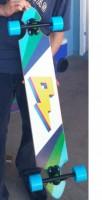 Custom Hand-made Longboards