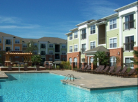 1 Bedroom Studio Apartment W/pool view  (Sublease)- The Flats at Campus Pointe