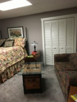 Furnished 1BR/1BA Apartment