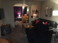 Furnished Studio Apt 5 min from campus at The Scarlet