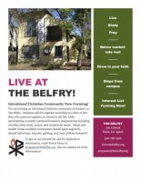 Intentional Community at the Belfry