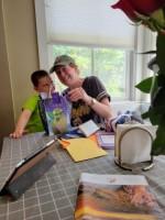 Afternoon Babysitter/Activity Chauffer/Homework reviewer.
