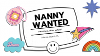 Part Time Care for 3 children (after school)